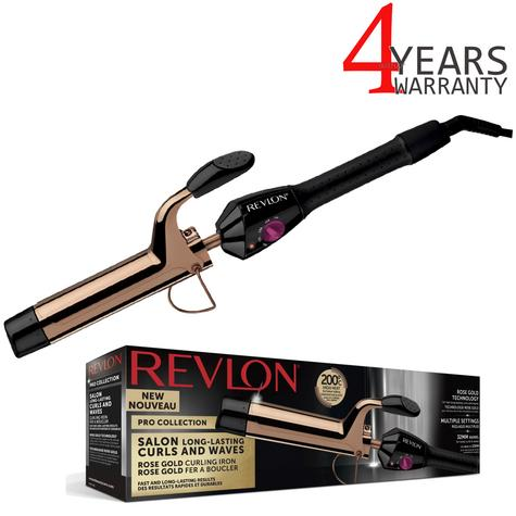 Revlon Pro Collection Curling Iron | Salon Curls & Waves Styler | 32mm Barrel | IR1159 Thumbnail 1