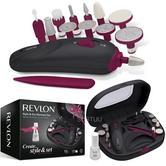 Revlon Style & Dry Manicure - Pedicure Set | Extra Top Coat + 13 Attachments | SP3529