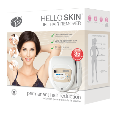 Rio IPL8000 Hair Removal System | Permanent Hair Reduction | 150,000 Flashes | RIOIPHR Thumbnail 7