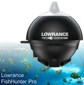 Lowrance FishHunter Pro Wireless FishFinder Transducer|Castable Sonar|WiFi 200ft Range