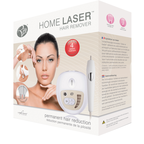 Rio Home Laser Tweezer Permanent Hair Removal System | Face & Body | Fast & Safe | LATW Thumbnail 7