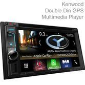 Kenwood 6.2'' Multimedia Player|GPS/Mp3/USB/Bluetooth/Apple CarPlay|DNX 451RVS