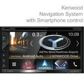 Kenwood  Double Din Multimedia Player|USB/DVD/Navigation/Bluetooth|DNX 5180BTS