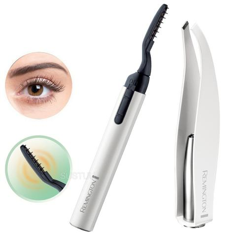 Remington Reveal Heated Eye Lash Curler | LED Precision Tweezers | Battery Operated Thumbnail 1