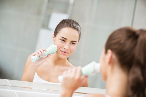 Remington Reveal Facial Cleansing Exfoliating Brush/Comb | 3x Brush Heads | Washable Thumbnail 5