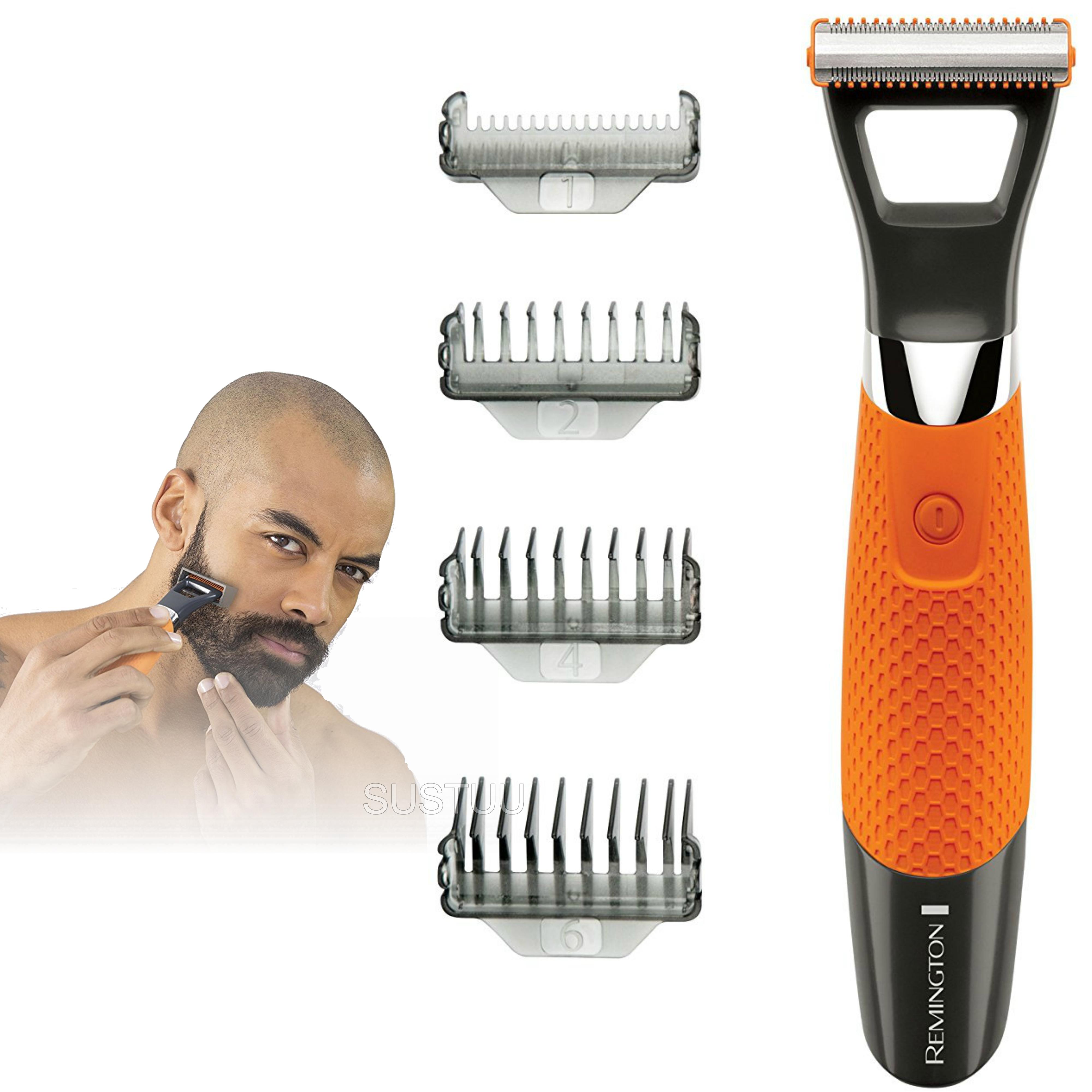 Remington Durablade Hybrid Lifetime Trimmer- Shaver | Hair Groomer | TST Ultra Blade