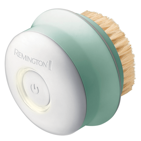 Remington Reveal Wet & Dry Rotating Body Brush | Bath Exfoliating Scrubs | Cordless Thumbnail 2