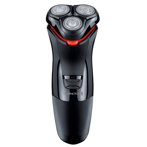 Remington Power Series Rotary Electric Shaver | Pop Up Detail Trimmer | Cushion Head Thumbnail 2