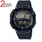 Casio Mens Twin Sensor Sports Watch|Digital Compass|Thermometer|Water Resistance