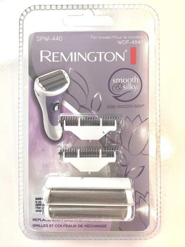 Remington Smooth & Silky Foil & Cutter Pack | Replacement Heads | For WDF4840 | SPW440 Thumbnail 3