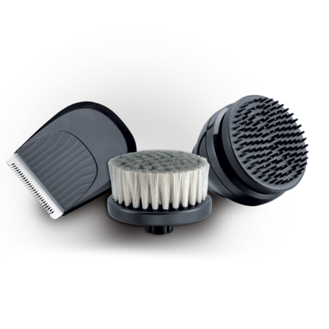 Remington Flex 360 Rotary Electric Shaver Grooming Kit | Beard Trimmer & 2 Brushes Thumbnail 3