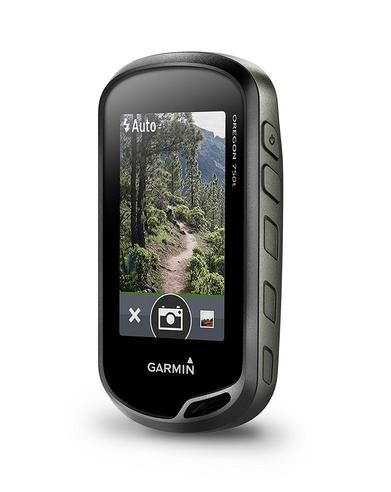 Garmin Oregon 750T Handheld GPS + Europe TopoActive Maps | Built-in Wi-Fi & Camera Thumbnail 8