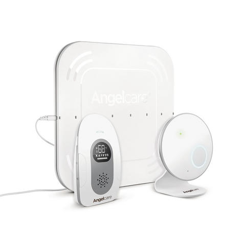 Angelcare Digital Movement & Sound Baby Monitor|Temperature Sensor|Alert System Thumbnail 2