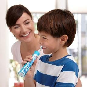 Philips Sonicare Electric Rechargeable Toothbrush | Kids Oral | Age Appropriate Head Thumbnail 5