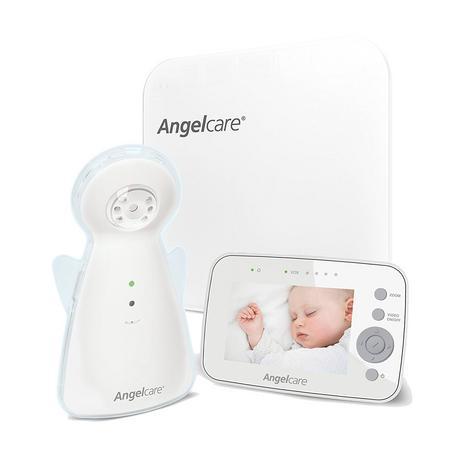 "Angelcare Digital Video Movement & Sound 3.5"" Screen Baby Monitor Sensor Pad Thumbnail 2"