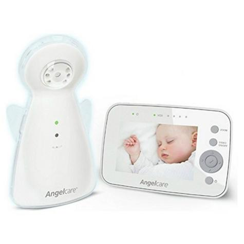 "Angelcare Digital Video Movement & Sound 3.5"" Screen Baby Monitor Sensor Pad Thumbnail 3"