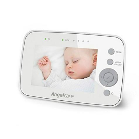 "Angelcare Digital Video Movement & Sound 3.5"" Screen Baby Monitor Sensor Pad Thumbnail 4"