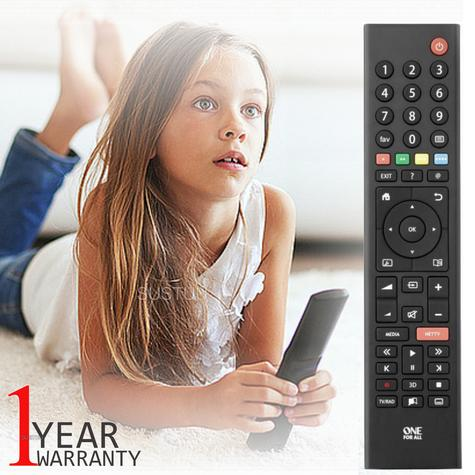 One For All URC1915 Replacement Gurdian TV Remote Control|Plasma-LCD-LED Models| Thumbnail 1