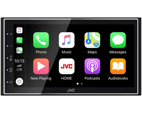 JVC Car Stereo | 2-Din 6.8'' Van Media Receiver | Android Auto | Bluetooth | USB | FM Radio Thumbnail 4