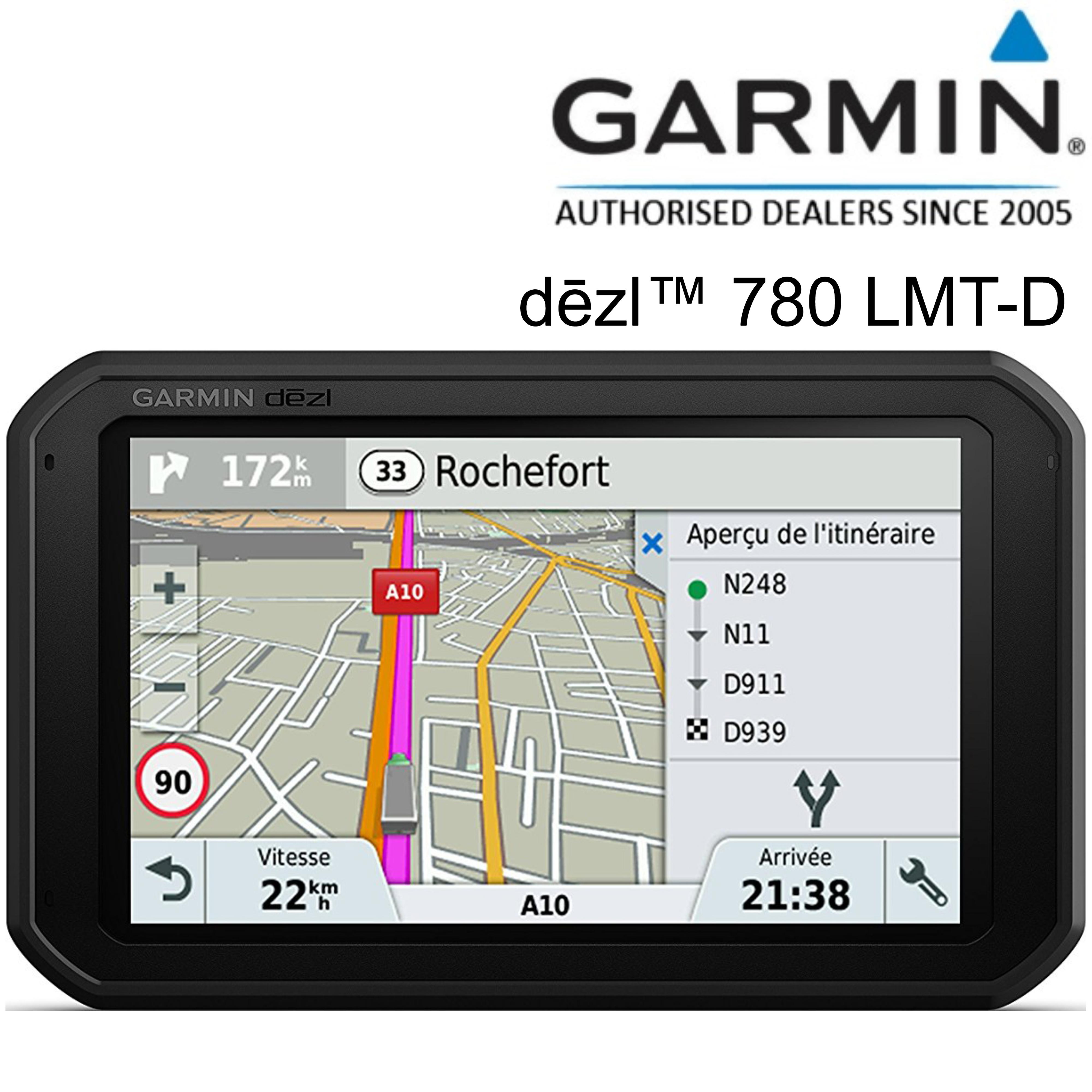 Garmin Dezl 780LMT-D Truck SatNav | 7