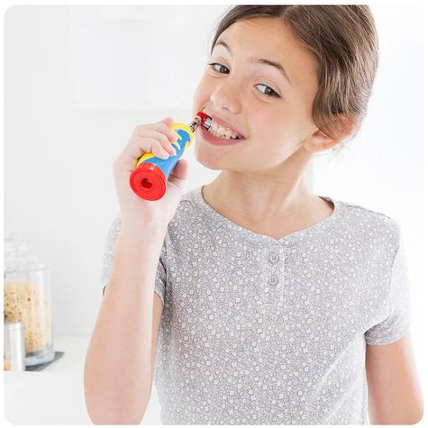 Oral-B Stages Power Vitality Electric Toothbrush | Kids Oral Care | Frozen Characters Thumbnail 3