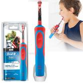 Oral-B Stages Power Kids Rechargeable Electric Toothbrush | Star Wars Characters