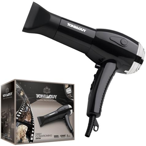 Toni & Guy Daily Conditioning Salon Professional Hair Dryer | 2000W Ionic Blower Thumbnail 2