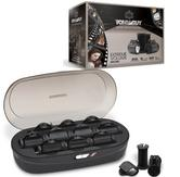 Tony & Guy Extreme Volume Hair Rollers Set | Duo Heat Professional Curlers x 10