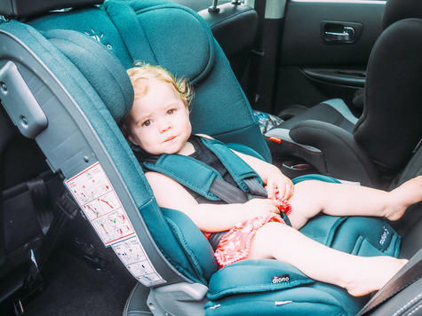 Diono Radian 5 Lagoon DNO-CAR01 Baby Child Convertible Car Travel Seat Foldable Thumbnail 6