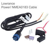 Lowrance Power/ NMEA0183 Cable for HDS/ Elite-Ti & Hook Displays|PC-30-RS422