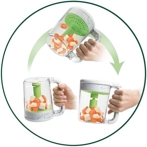 Philips Avent Combined Steamer & Blender|BPA Free Processor|SCF870/21|For Baby Thumbnail 3