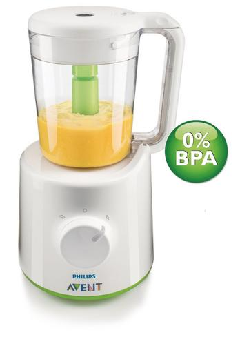 Philips Avent Combined Steamer & Blender|BPA Free Processor|SCF870/21|For Baby Thumbnail 5