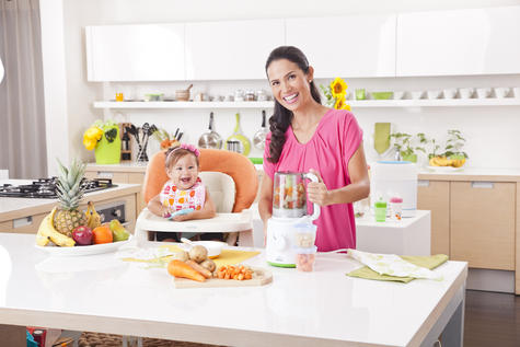 Philips Avent Combined Steamer & Blender|BPA Free Processor|SCF870/21|For Baby Thumbnail 6