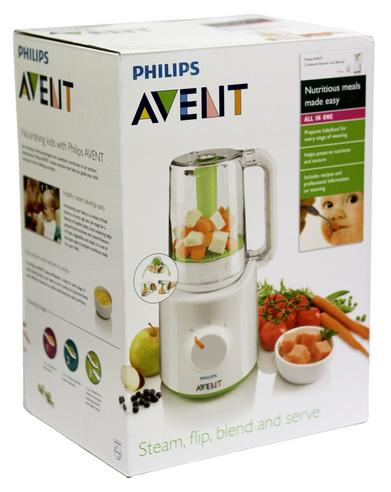 Philips Avent Combined Steamer & Blender|BPA Free Processor|SCF870/21|For Baby Thumbnail 7