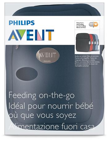 Philips Avent Thermabag | Keeps baby Food Hot and Cold | Bottle Warmer & carrier | New Thumbnail 5