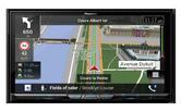 "Pioneer In Car Stereo with AV Navigation System | 2-Din DAB+ Radio | 7"" GPS | Bluetooth"