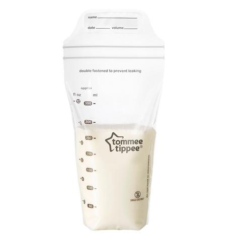 Tommee Tippee Breast Milk Storage Bags   Pre-sterilised   Closer to Nature   36 Bags Thumbnail 2