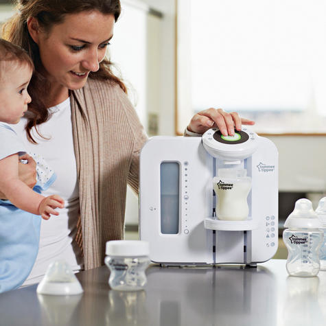 Tommee Tippee Perfect Prep Replacement Filter (2Pk) | Cleans Water for Baby's Formula | New Thumbnail 5