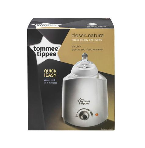 Tommee Tippee Closer to Nature Electric Food and Bottle Warmer | Automatic | Quick Thumbnail 5