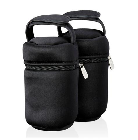 Tommee Tippee Closer to Nature Insulated Baby Bottle Carrier 2Pk    Warm & cold   New Thumbnail 3