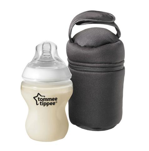 Tommee Tippee Closer to Nature Insulated Baby Bottle Carrier 2Pk    Warm & cold   New Thumbnail 6