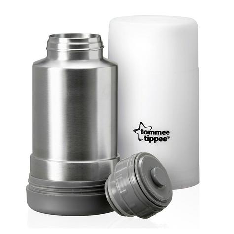 Tommee Tippee Closer to Nature Travel Bottle and Food Warmer |  Flask Compact | New Thumbnail 4