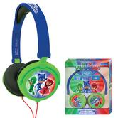 Lexibook HP015PJ Masks Stereo Traveller Headphones|Foldable|Volume Limiter - NEW