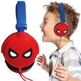 Lexibook HP010SP Kid's Spide-Man Stereo Headphones Foldable Volume Limiter - NEW