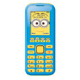 Lexibook GSM20DES Despicle Me Dual Sim Mobile Phone|FM Radio|Bluetooth|Torch|