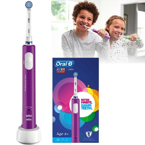 Oral-B Junior Electric Rechargeable Toothbrush | Children's Dental Care | 6+Age | NEW Thumbnail 1