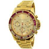 Michael Kors Everest Gold Tone Chronograph Luxuries Designer Ladies Watch MK5871