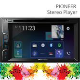 Pioneer AVH Z2100BT 2-Din Touch Car Stereo Multimedia Player|Bluetooth/MP3/USB/iPod/iPhone