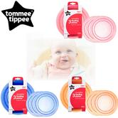 Tommee Tippee Essentials Basic Feeding Plates 12m+ | Assorted Colours | Pack Of 3