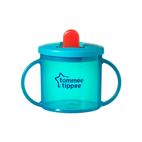 Tommee Tippee Essentials Leak-Proof Spout First Cup | Assorted Colors | BPA Free | 4m+ Thumbnail 3